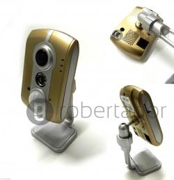 TELECAMERA VIDEOSORVEGLIANZA WIFI 3G LED DUAL HD A CONTROLLO REMOTO