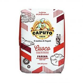 FARINA CAPUTO CUOCO CHEF 5KG TIPO 00 PIZZA NAPOLETANA LIEVITAZIONE PANE DOLCI