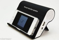 CASSA ALTOPARLANTE PER IPHONE IPAD IPOD SAMSUNG