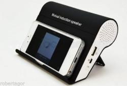 CASSA ALTOPARLANTE PER IPHONE IPAD IPOD SAMSUNG