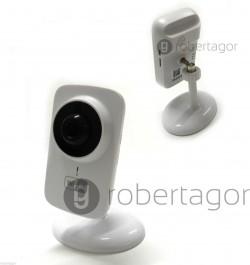 TELECAMERA VIDEOSORVEGLIANZA WIFI 3G  A CONTROLLO REMOTO CON LED INFRAROSSI