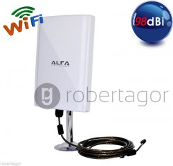 ANTENNA SCHEDA WIRELESS WIFI